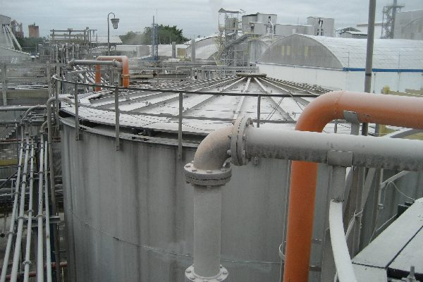 MOSAIC Limpeza de tanque Cajato-SP 2009