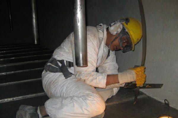 Inspeção Instalação de Ácido Sulfúrico no Peru em 2010