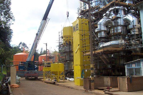 MMV - Movimentação de Catalisadores Nova Lima-MG 2006