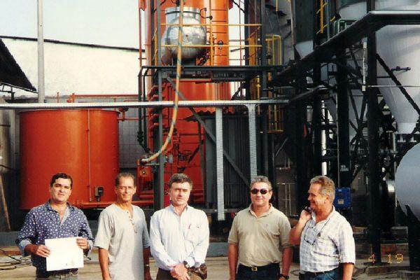 Unidade SO3 Caxias-RJ 1994